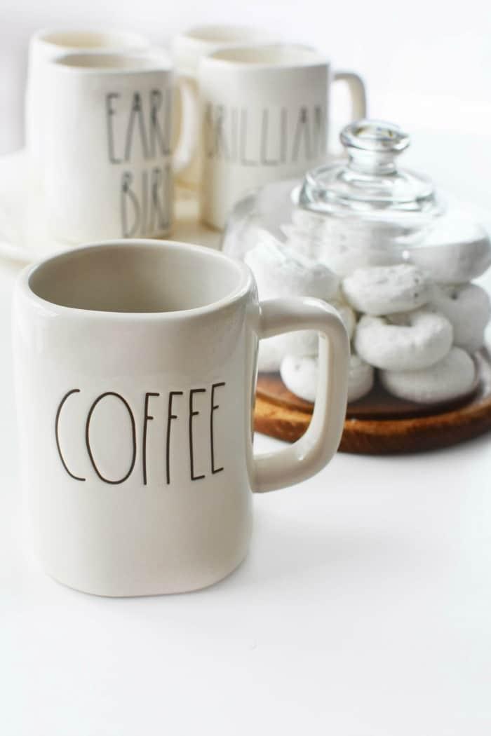 Rae Dunn Coffee Mug