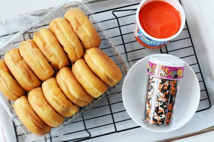 Glazed Fluffy Donuts 1