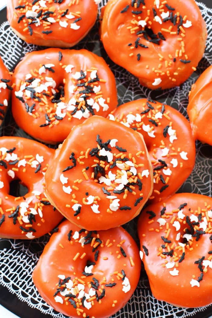 How to Make Halloween Donuts 1