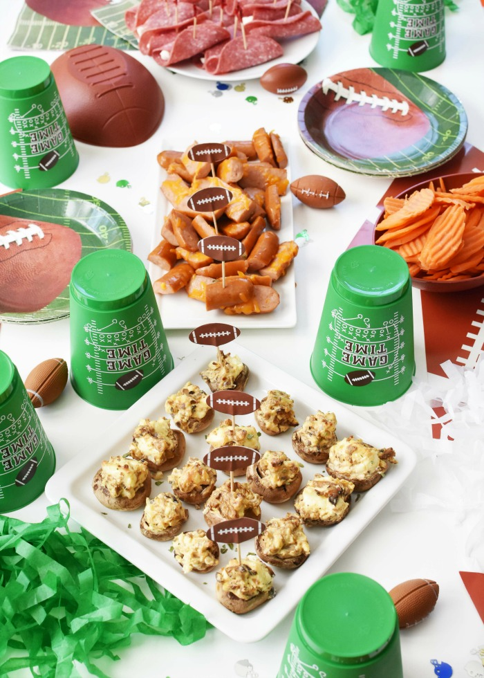 Keto Friendly Tailgating Snacks 1