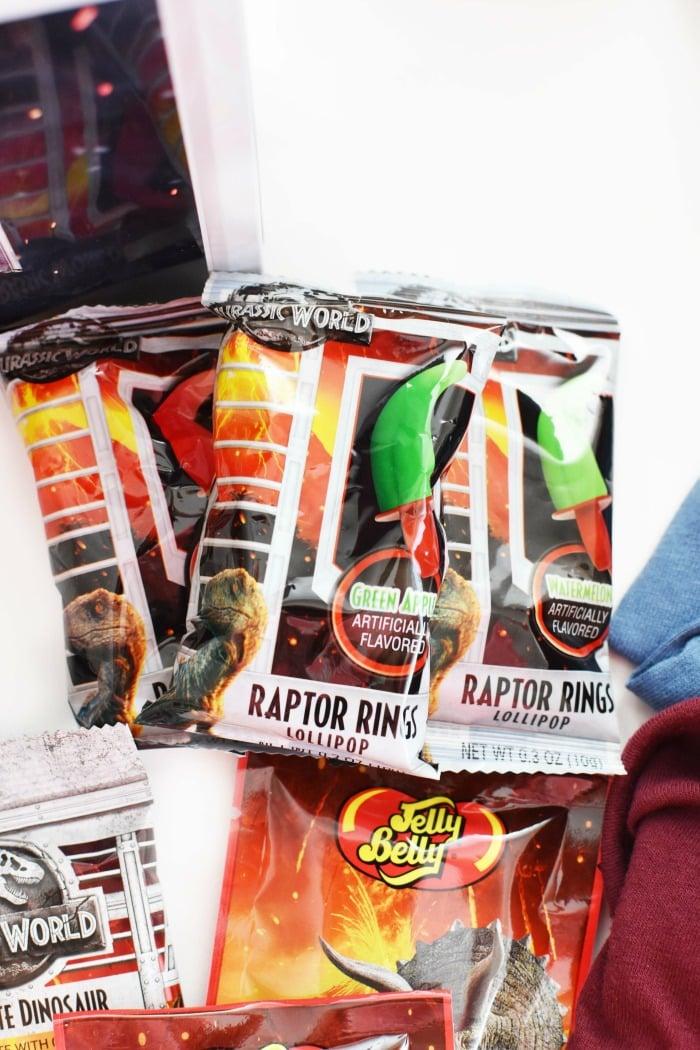 Raptor Pops 1