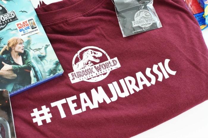Team Jurassic Tee 1