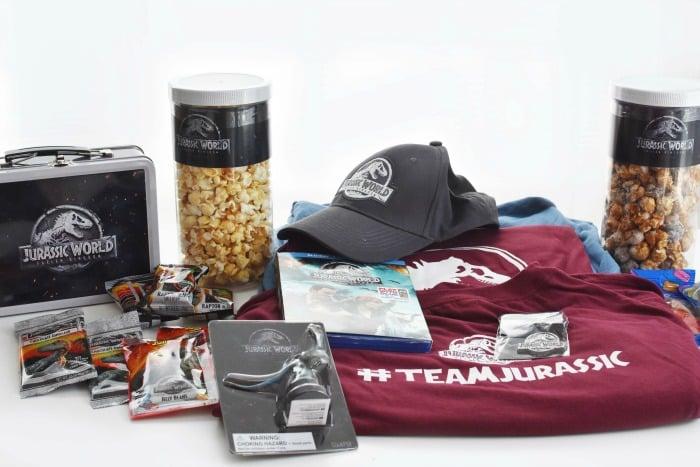 Team Jurassic gear 1