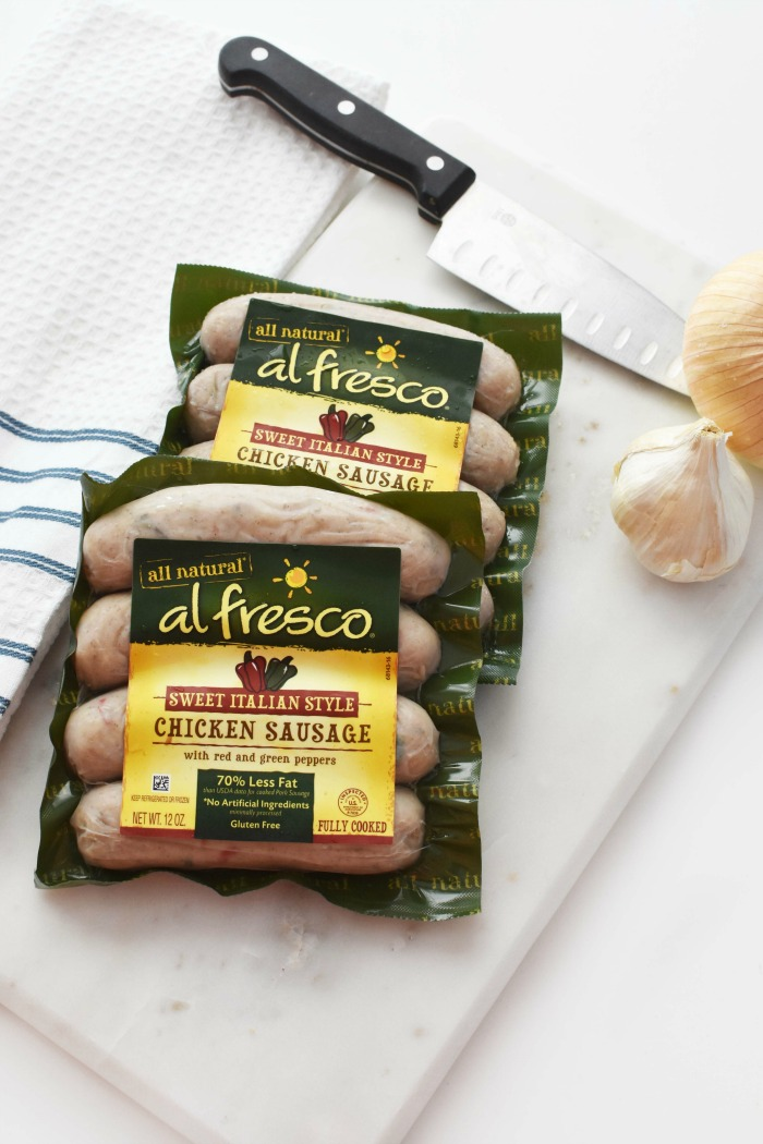 al fresco chicken sausage packages 1