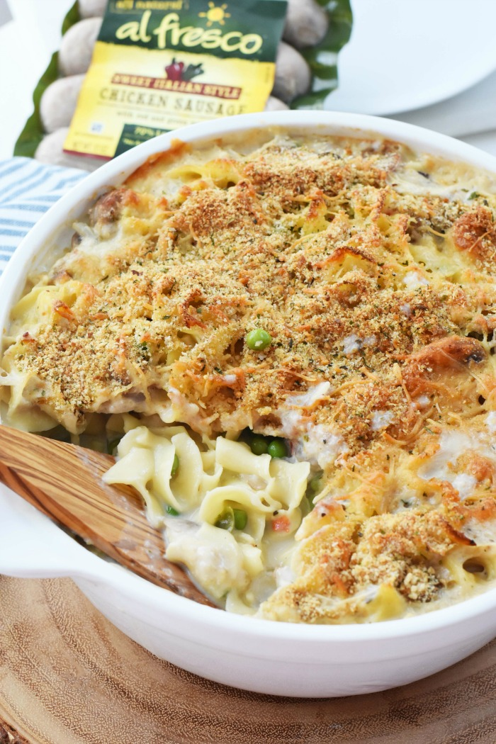 al fresco chicken tetrazzini 1
