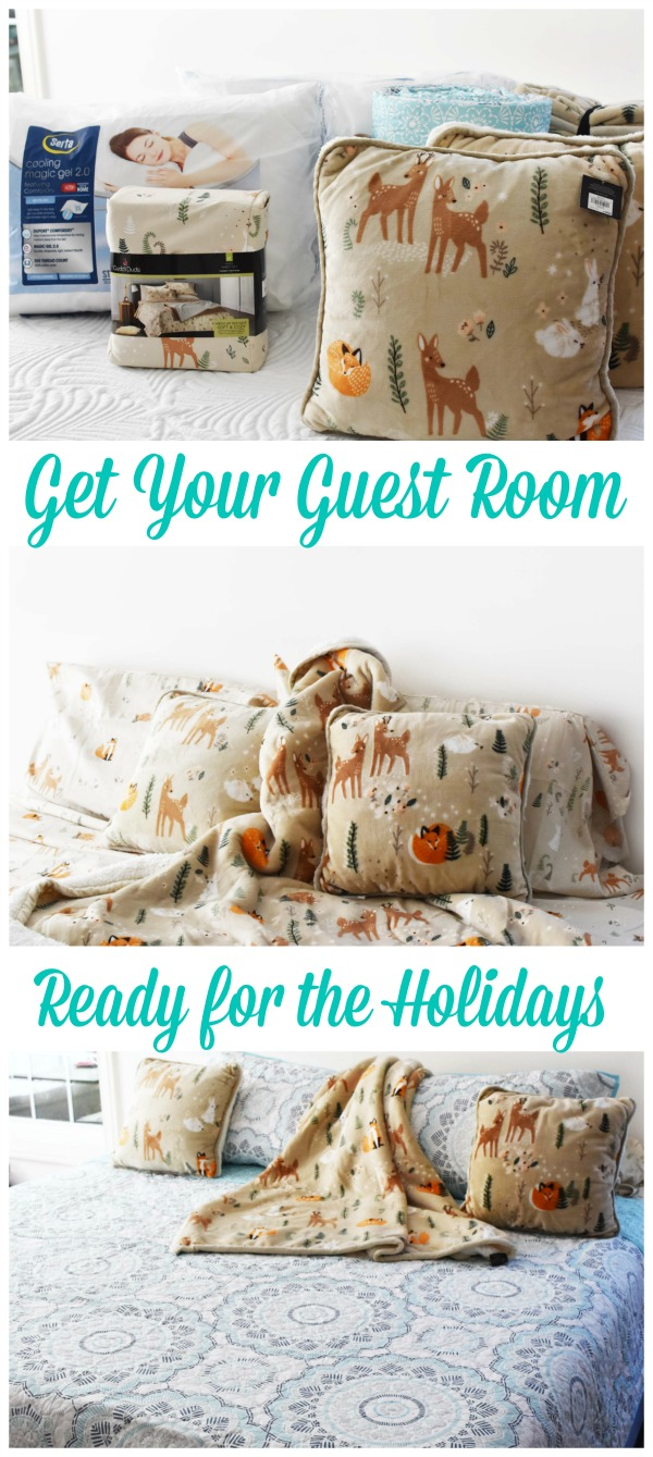 Get Your Guest Room Holiday Ready
