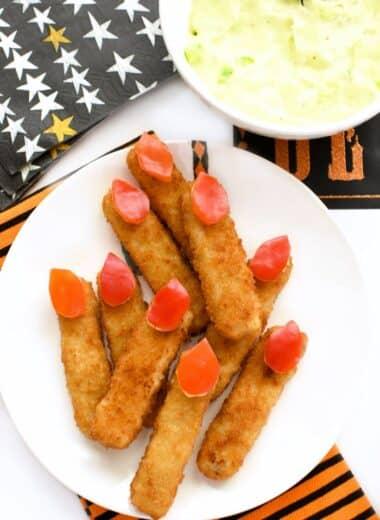 Gortons Fingernail Fish Sticks 1