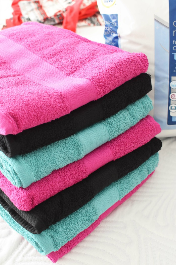 Kohls Big one Towels 1