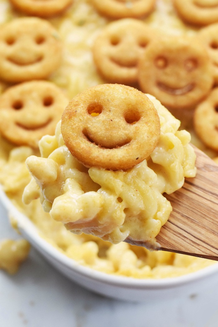 Macaroni and Cheese with Smiles 1