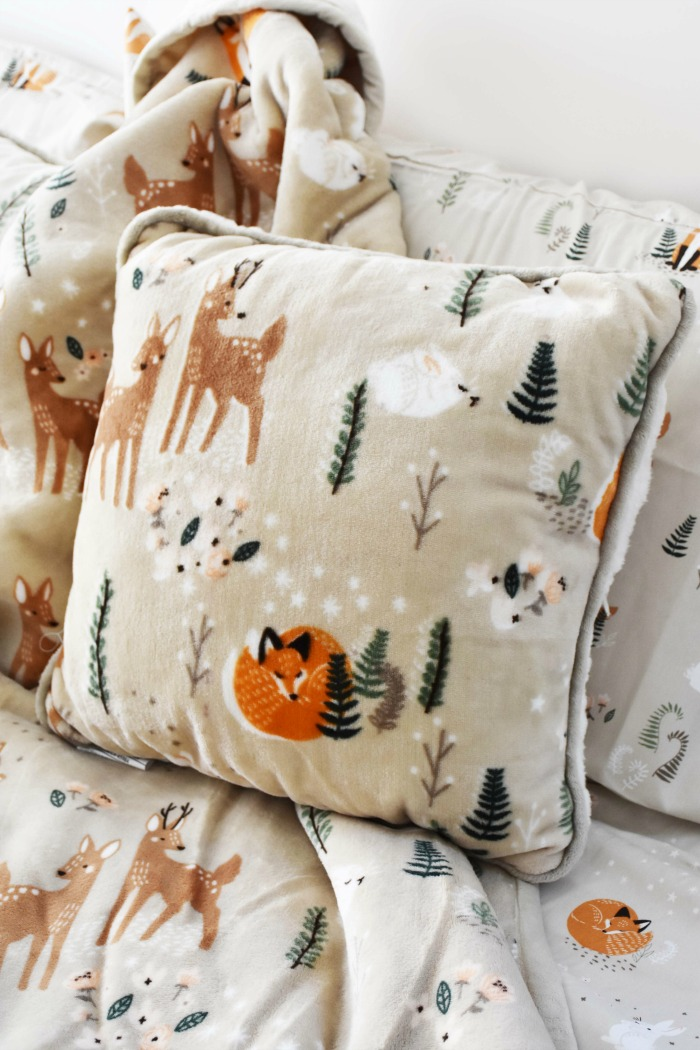 Woodland Creatures Bedding 1