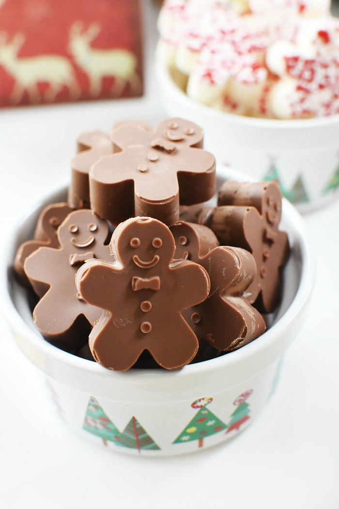 Chocolate Gingerbread Men 1