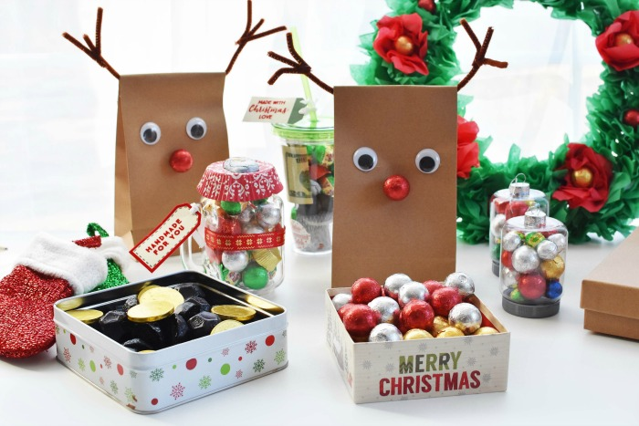 Christmas Candy Gift Ideas using Palmers 1