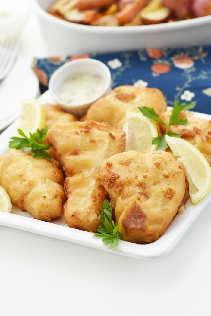 Hook Line and Savor Gluten Free Haddock 1
