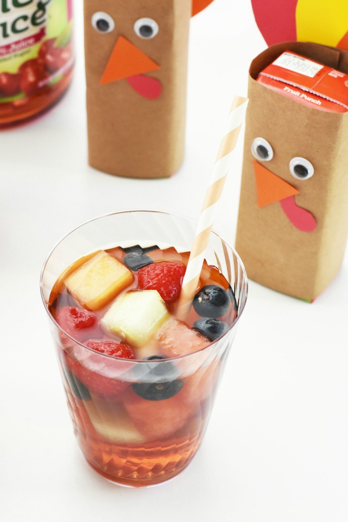 Kids Fruit Punch with Real fruit 1