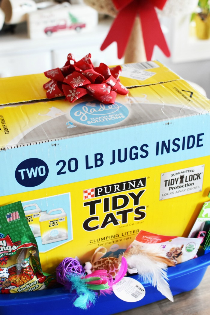 Purina Tidy Cats 1