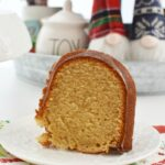 Apple Juice Bundt Cake 1