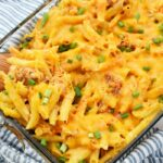 Amazing Baked Buffalo Chicken Pasta Your Family will Love