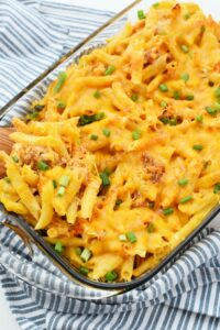 Buffalo Chicken penne
