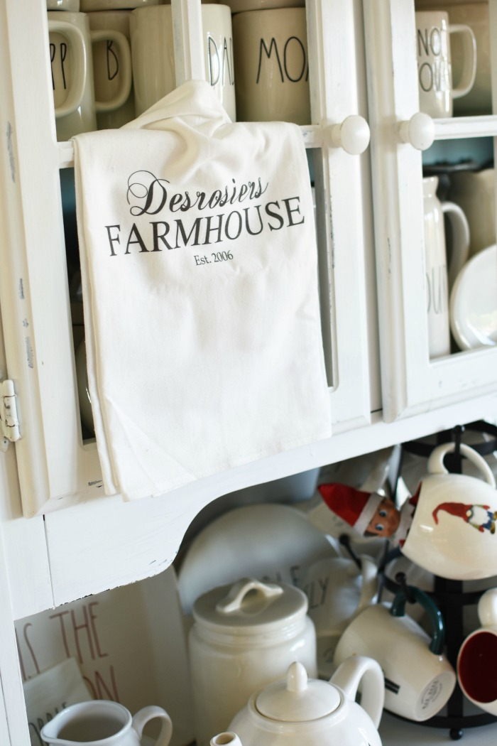 Farmhouse family towel 1