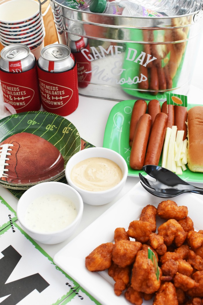 Homegating Table Spread 1