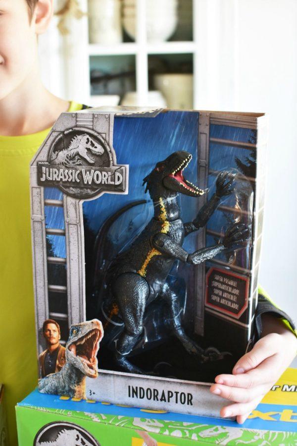 Indoraptor Dino 1