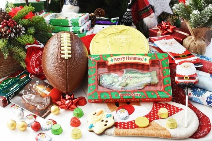 Palmer Christmas Chocolate Gifts 1