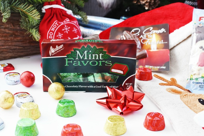 Palmer Mint Flavors chocolate 1