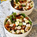 2 bowls of Chopped Salad recipe