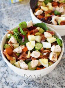 Make Ahead Chopped Salad 1