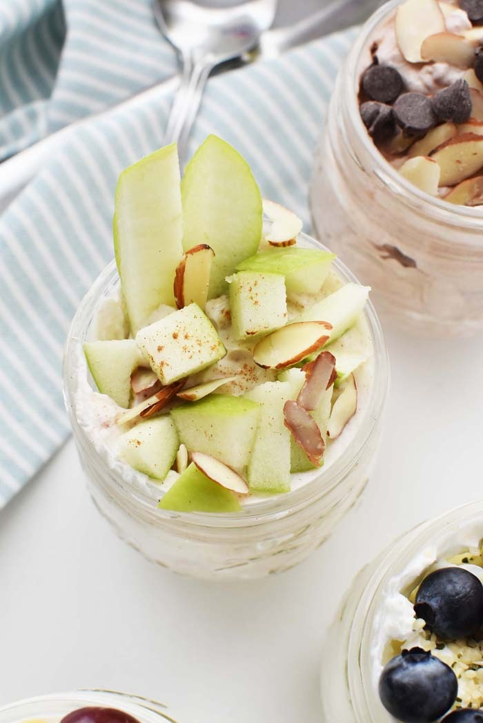 Apple Cinnamon Greek Yogurt1