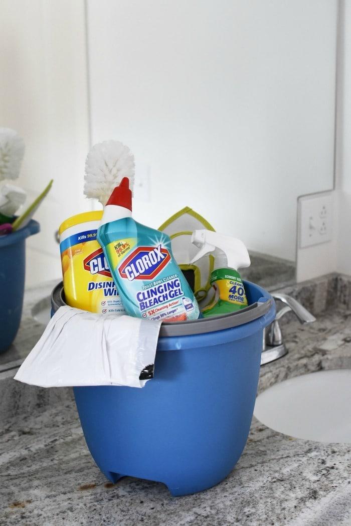 Bathroom Cleaning Kit 1