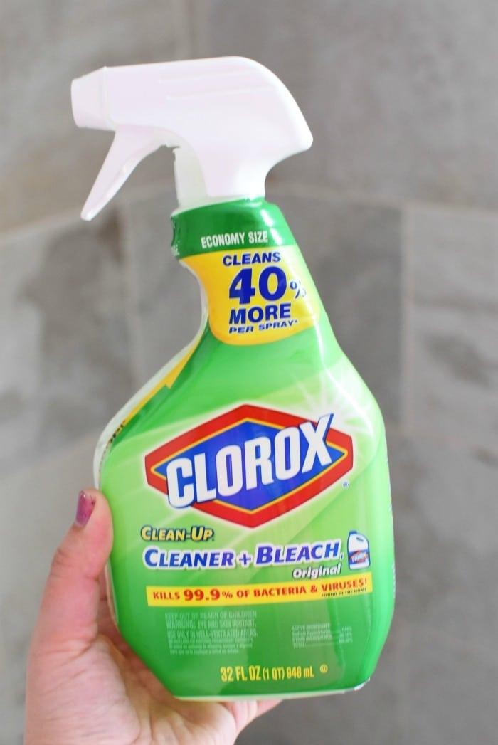 Clorox Cleanup Spray 1