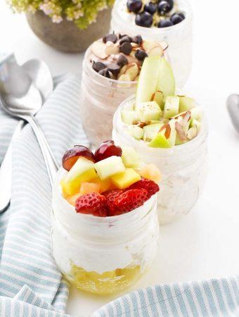 Fage Yogurt Mixins 1