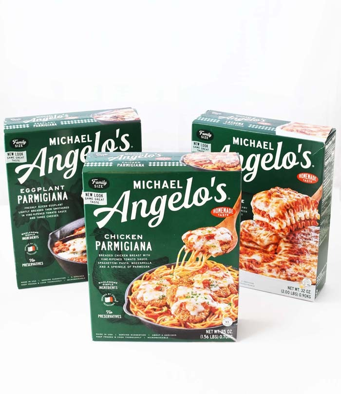 Michael Angelos Family Meals 1