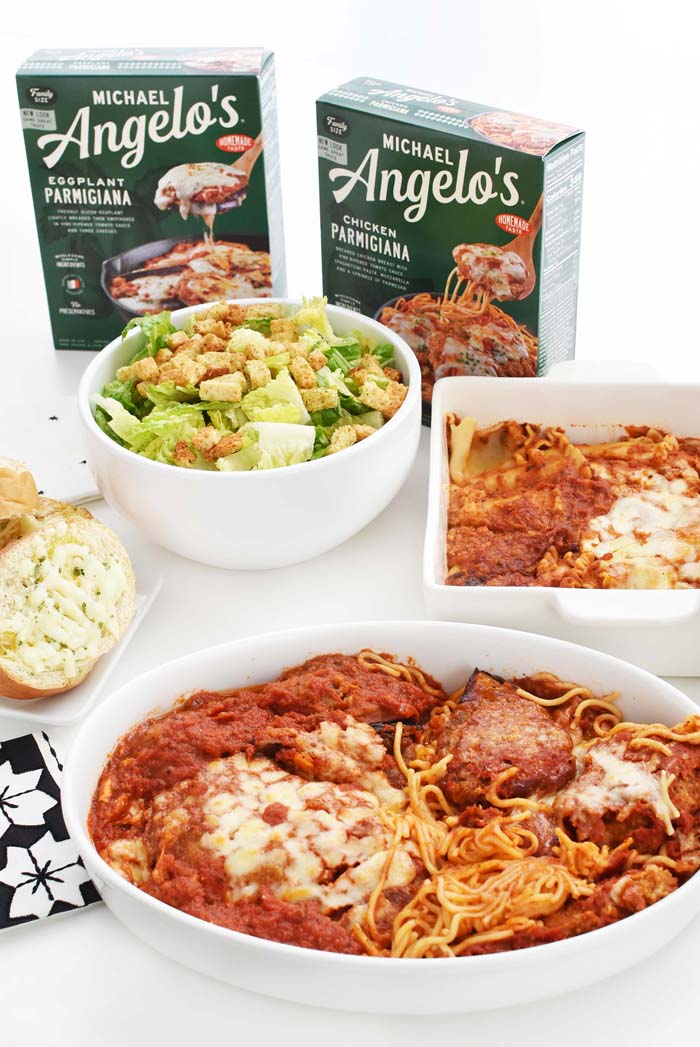Michael Angelos Italian Meals 1
