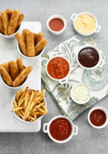 Fish Stick Dipping Sauces