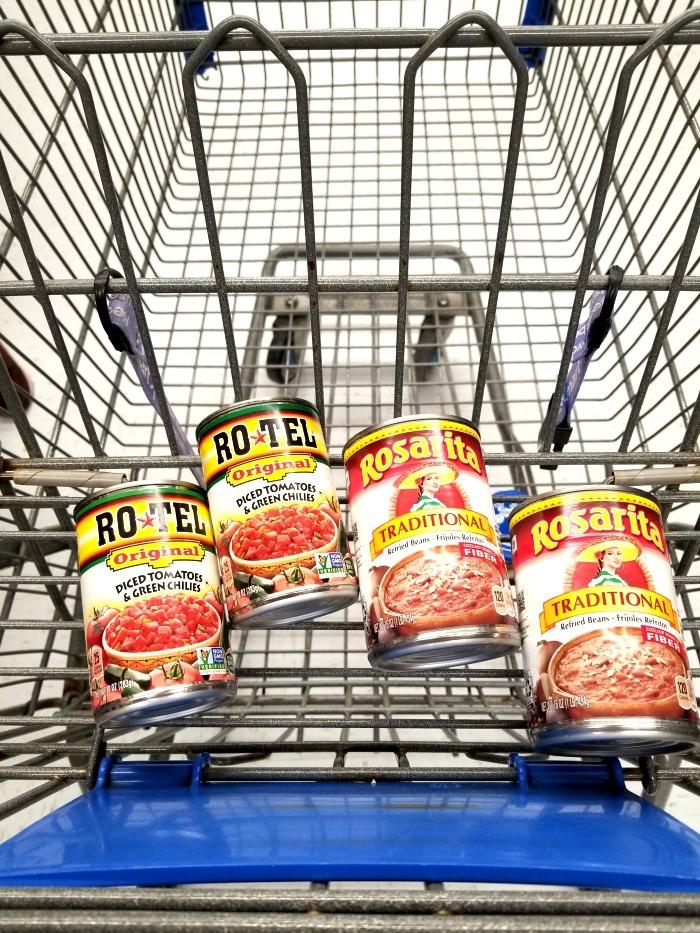 Rotel at Walmart