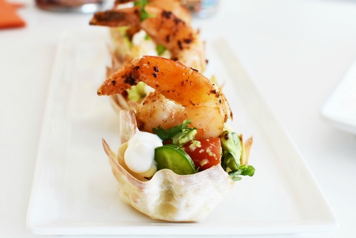 Shrimp Taco Cups 1
