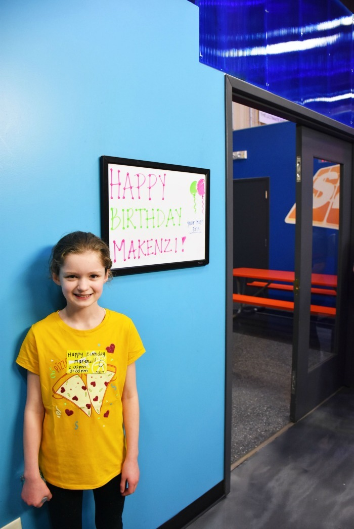 Birthday Party at Sky Zone Providence 1