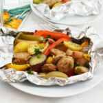 Chicken Sausage foil pack 1