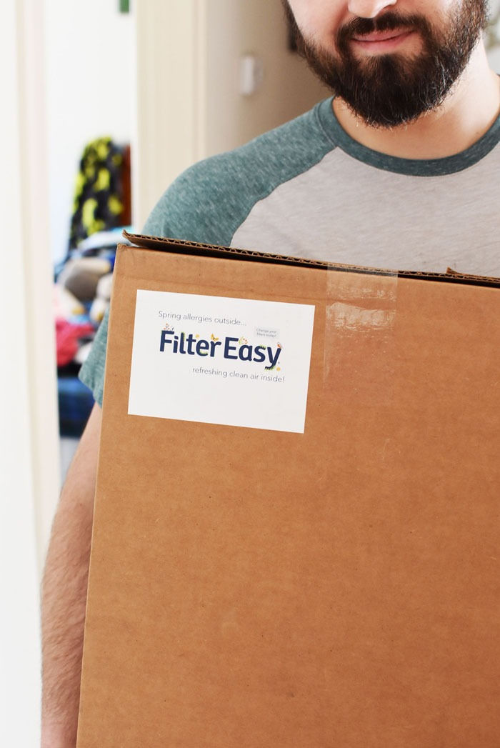 filter easy shipping box