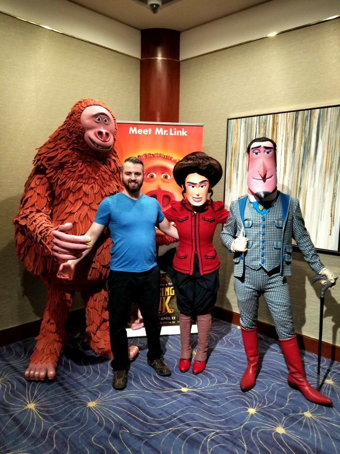 Missing Link Film Puppets 1