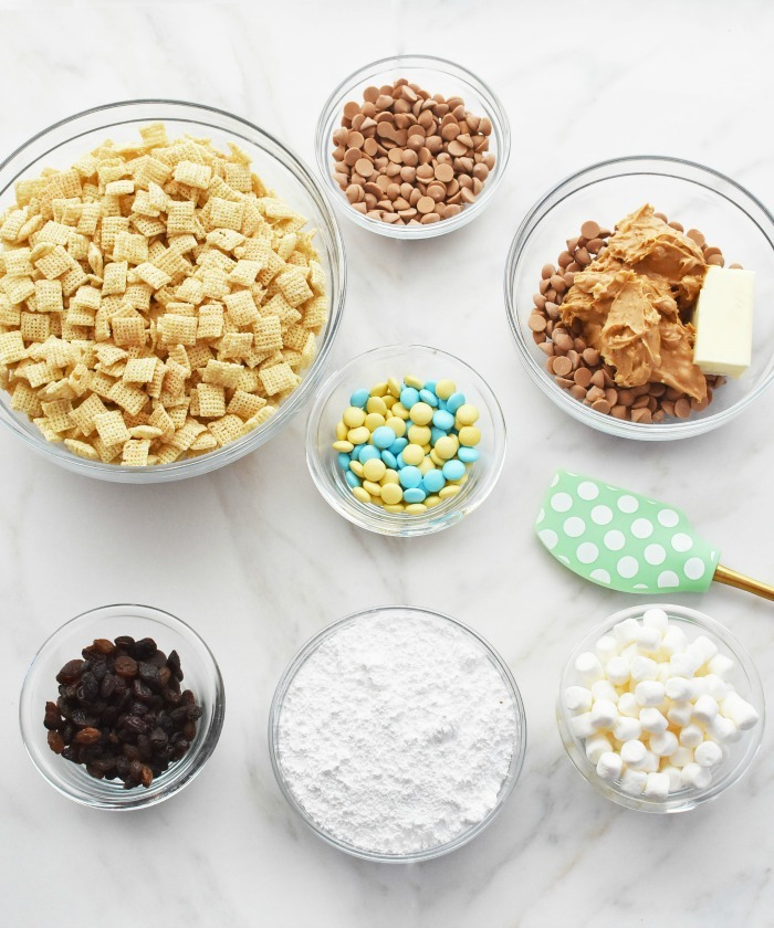 Peanut Butter Puppy Chow Recipe 1