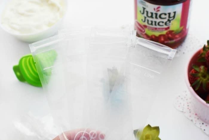 Plastic Yogurt Tubes 1