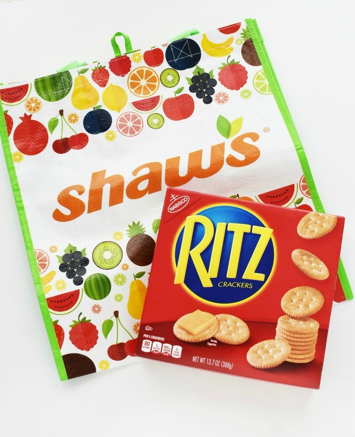 Ritz at Shaw's Supermarket 1