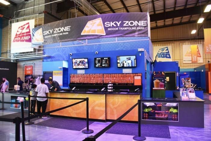Sky Zone Indoor Trampoline Park 1