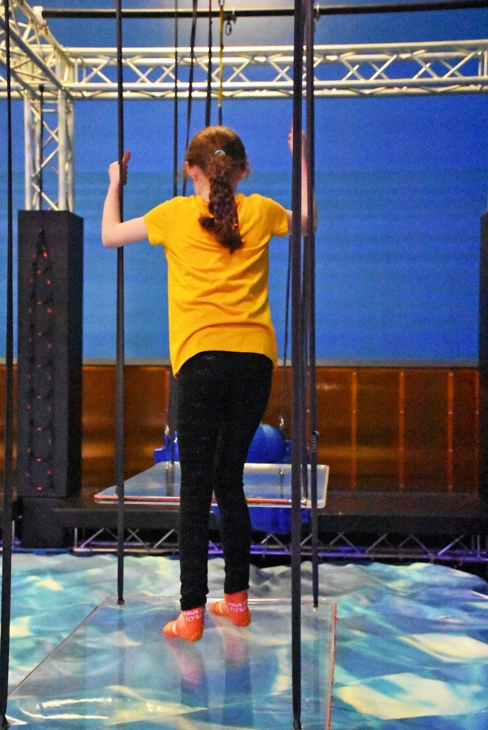 Sky Zone Providence Obstacle 1