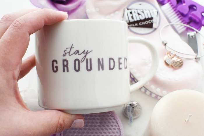 Stay Grounded mug 1