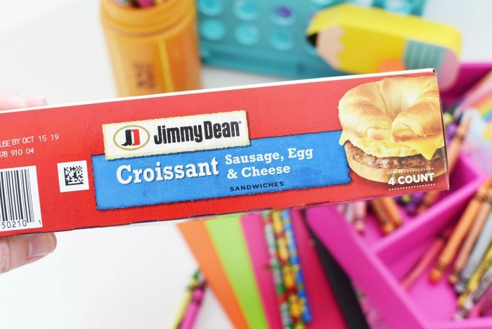 Jimmy Dean Croissants