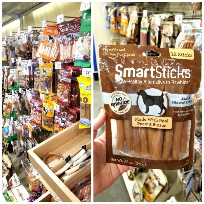 Smartbones at Petsmart
